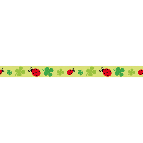 Stamperia Self Adhesive Deco Tape Lady Birds- 1cm by 10M