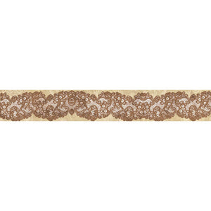 Stamperia Self Adhesive Deco Tape Vintage Lace- 2cm by 10M