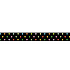 Stamperia Self Adhesive Deco Tape Polka Dots - 2cm by 10M