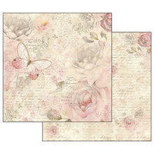 "Load image into Gallery viewer, Stamperia - Shabby Rose - 12"" x 12"" Paper Pad SBBL12"