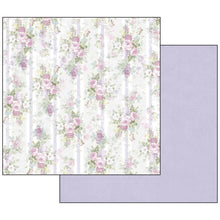 "Load image into Gallery viewer, Stamperia - Lilac Flowers - 12"" x 12"" Paper Pad SBBL21"