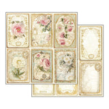 "Stamperia - Precious Collection - 12"" x 12"" Paper Pad"