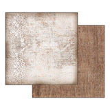 "Stamperia - Rose Laces & Wood Collection - 12"" x 12"" Paper Pad"
