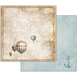 "NEW Stamperia Sea Land Collection - 12"" x 12"" Paper Pad"