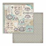 "NEW Stamperia Alice Collection - 12"" x 12"" Paper Pad SBBL52 - COMING SOON!"