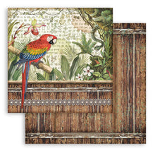"Load image into Gallery viewer, New Amazonia - 12"" x 12"" Paper Pad SBBL83"