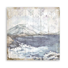 "Load image into Gallery viewer, New Stamperia Sea Dreams - 8"" x 8"" Paper Pad SBBS35 - Pre-Order"