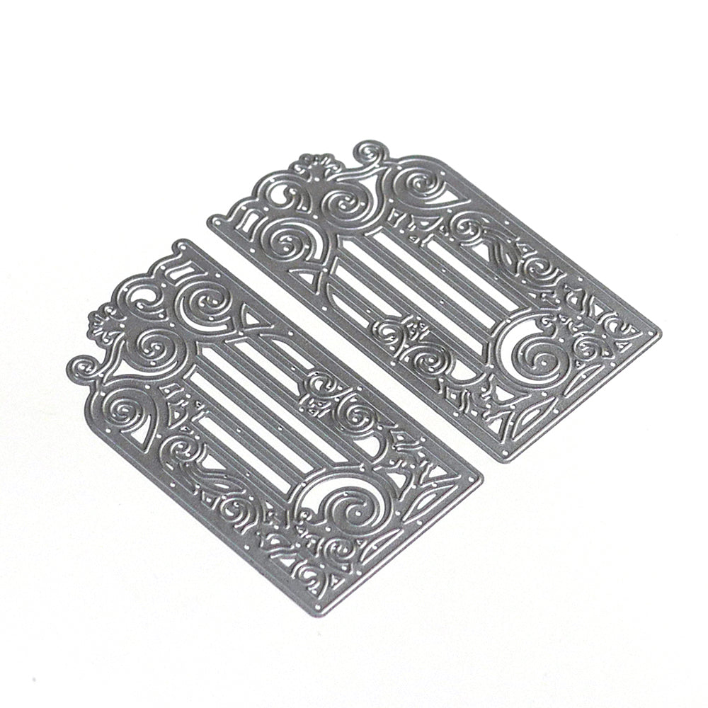 ECD  Ornate Gate Die - 1761