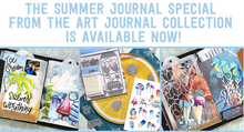 Load image into Gallery viewer, Elizabeth Craft Designs-Summer Journal Special - K002
