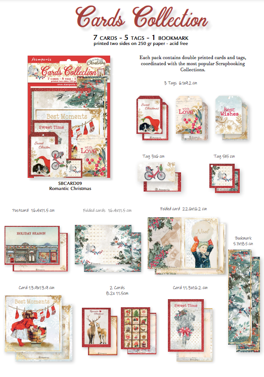 New Christmas Card Collections, Greeting & Note Cards by The Craft House