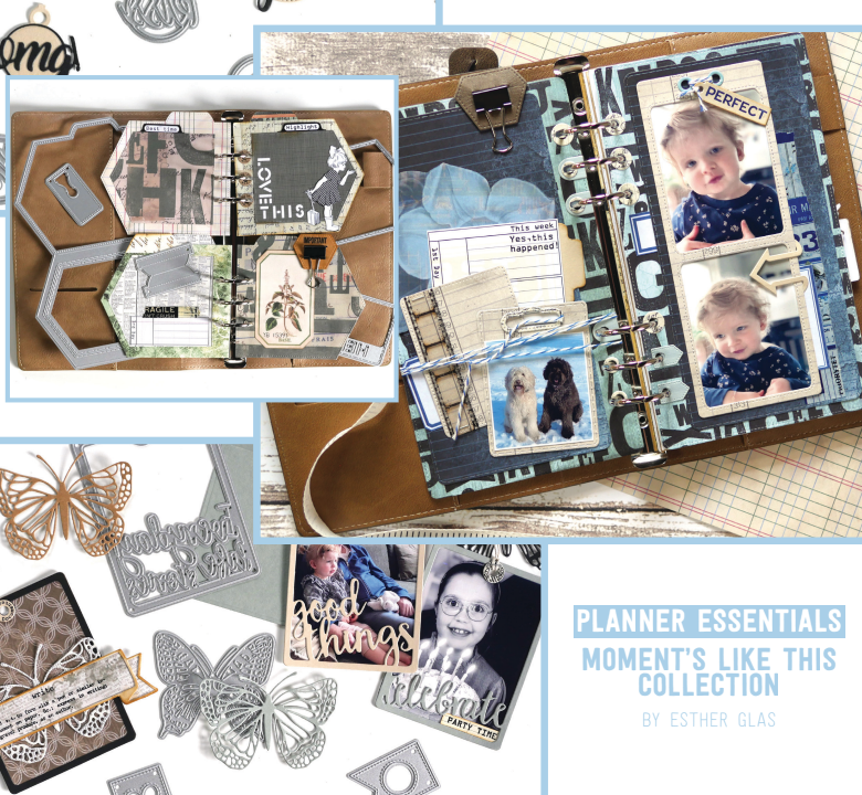 NEW ECD Planner Essentials Moments Like This - Complete Collection, Art & Craft Kits by The Craft House