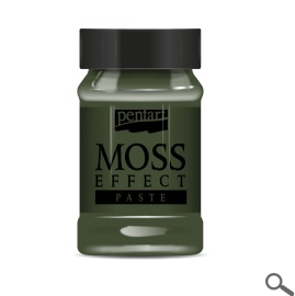 Pentart Moss, Grass Pastes and Velvet Powder Effect