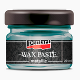 Pentart Metallic Wax Paste - 20ml
