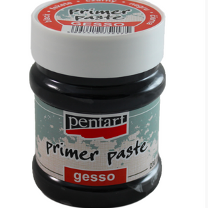 Pentart Primer paste 230 ml, Black