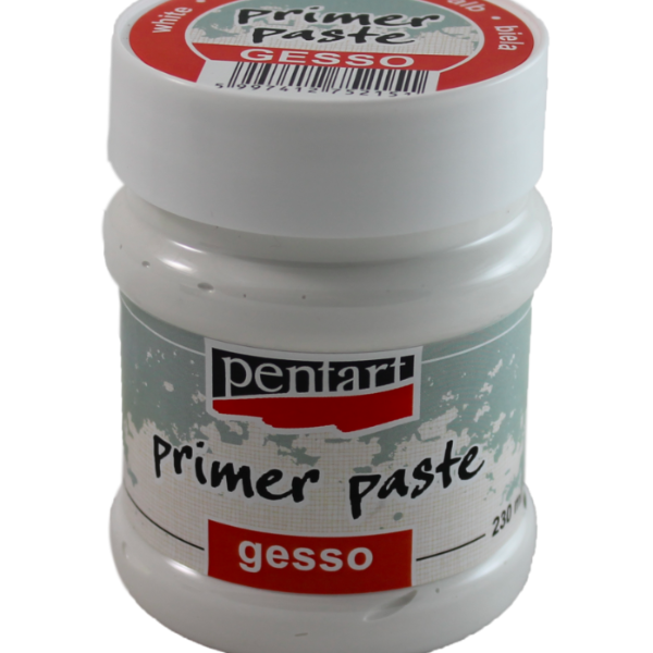 Pentart Primer paste 230 ml, white