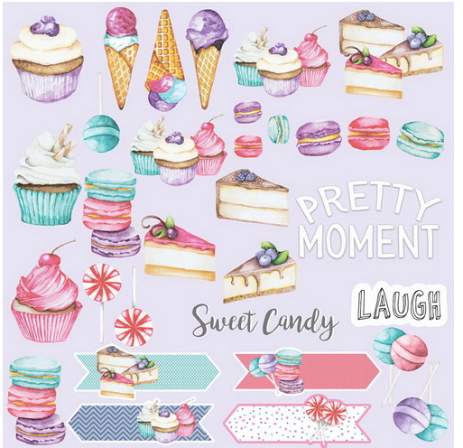 Fabrika Decoru 'Sweet Candy