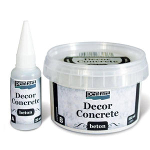 Decor Concrete set light 250 ml - DaliART