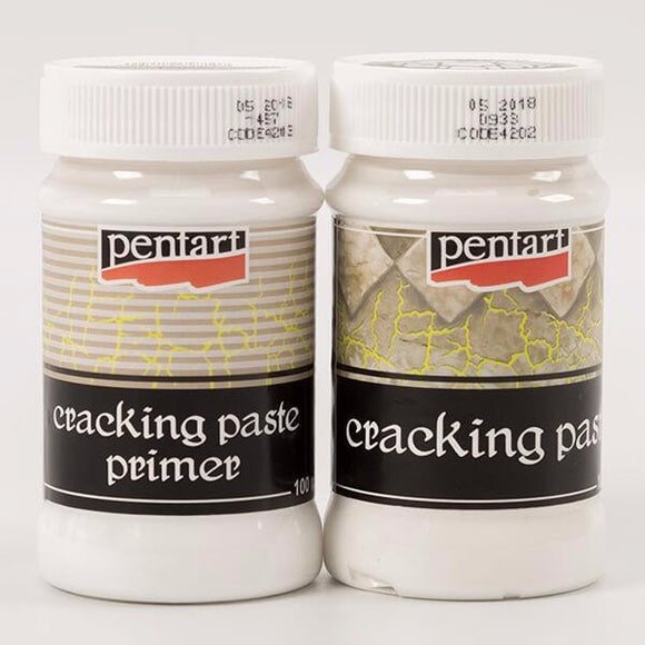Pentart Crackle Paste / Universal Primer