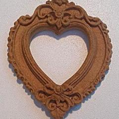 D'Arts elastic wood decorative frame 17, Home & Garden by The Craft House