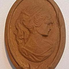 D'Arts elastic wood decorative cameo 37 - DaliART