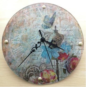NEW DaliART Make Your Own Clock  Feb 4th- AM at The Craft House, Old Bakery