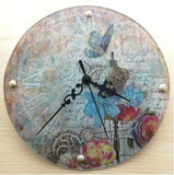 NEW DaliART Make Your Own Clock/Plate  April 8th- AM at The Craft House, Old Bakery