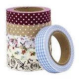 Fabric Tape - Self Adhesive Tape - DaliART