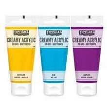 Load image into Gallery viewer, NEW Pentart Creamy Acrylic Semi-Gloss - 60 ml - DaliART