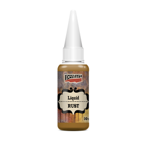 Pentart Liquid Rust 20 ml