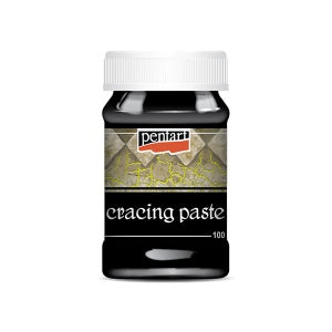 Pentart Crackle Paste Black- 100ml
