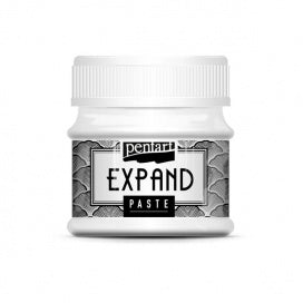Pentart Expand Paste - 50ml, Art & Craft Kits by The Craft House