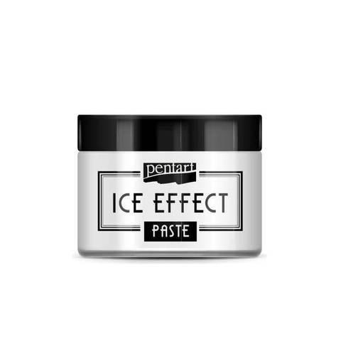 NEW Pentart Ice Effect Paste - 150 ml - Back Order