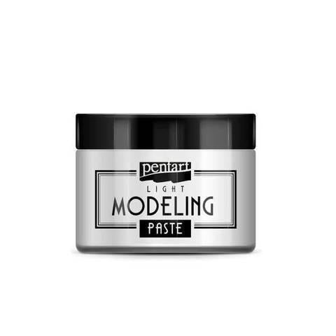 NEW Pentart Modelling Paste Light  - 150 ml - Back Order