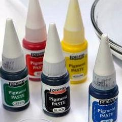 NEW Pentart Pigment Paste - 20ml - DaliART