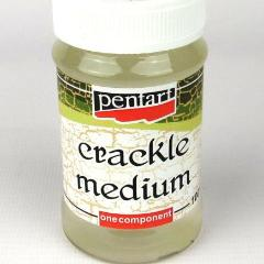 Pentart Crackle Medium One Component - 100ml