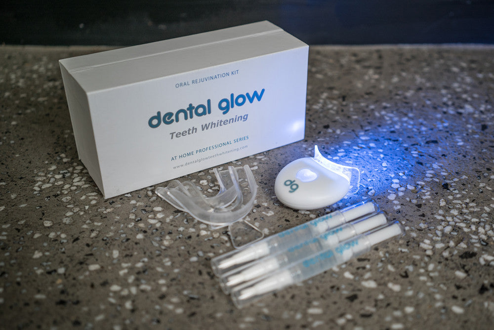 Laser Whitening Rejuvenation Kit