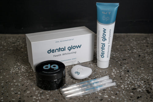 Complete Home Whitening Package