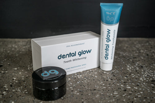Complete Whitening Package + Monthly Pens & Toothpaste