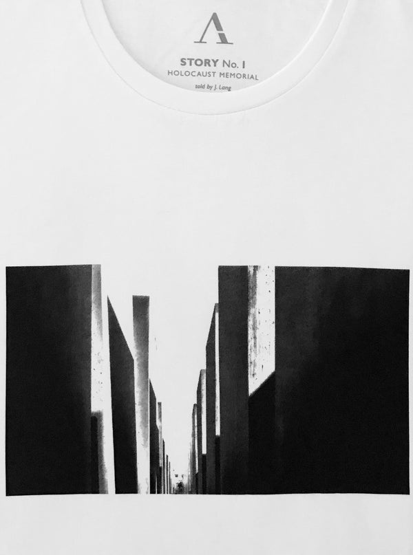 STORY NO. 1 HOLOCAUST MEMORIAL /T-shirt - Men