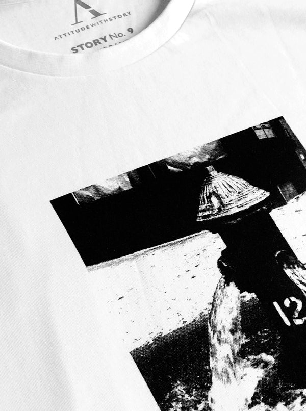 NEW! STORY NO. 9 FIRE HYDRANT 12 /T-shirt - Men