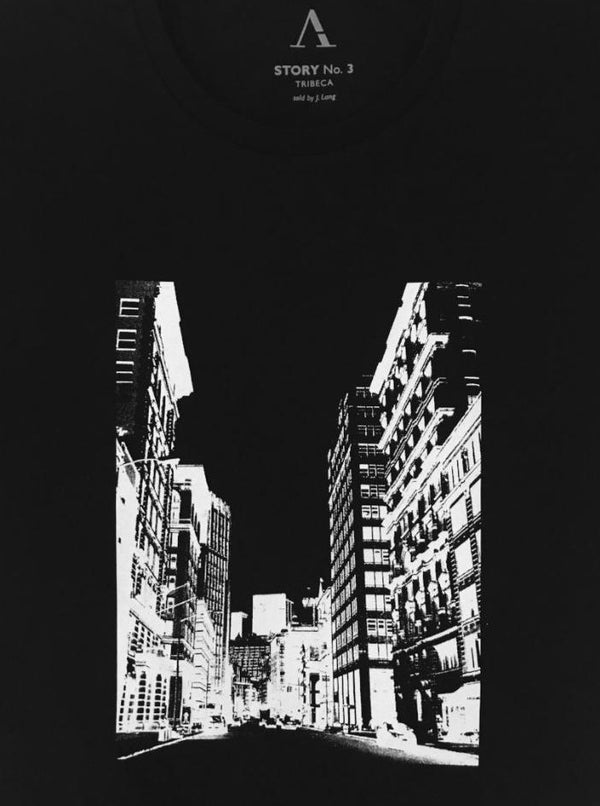 STORY NO. 3 TRIBECA /T-shirt - Men