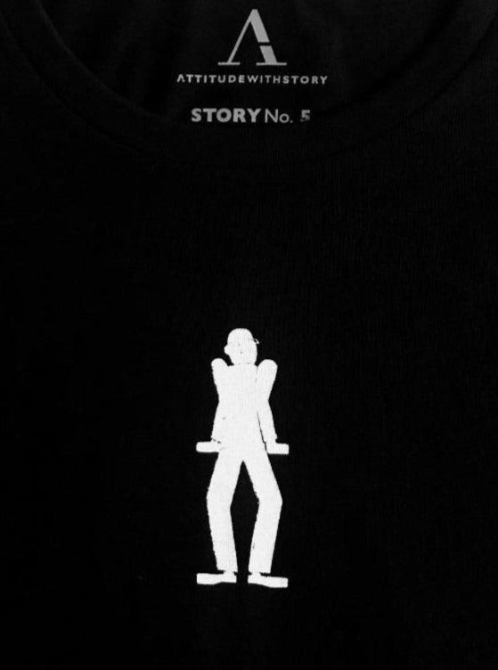 NEW! STORY NO. 5 THE TRAMP /T-shirt - Men