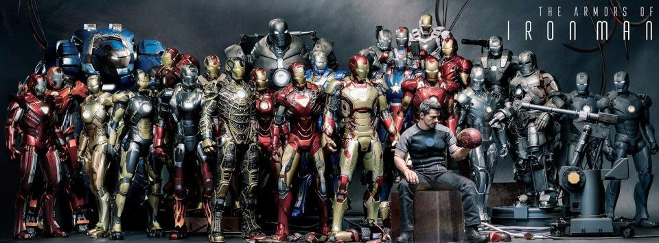 Iron Man Collectibles | Nerd Arena