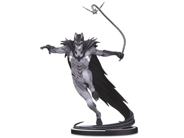 DC Collectibles Batman Black and White Limited Edition Statue by Kenneth Rocafort