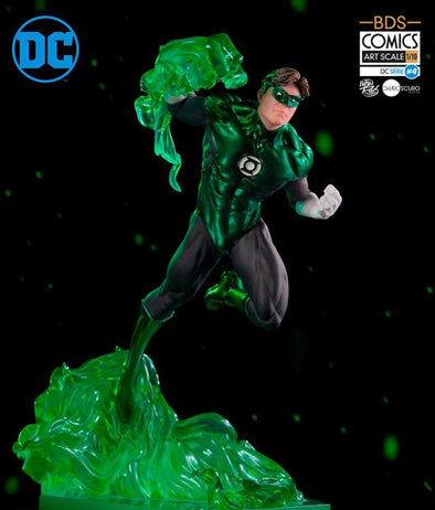 Iron Studios DC Comics Battle Diorama Series Green Lantern 1/10 Art Scale Limited Edition Statue