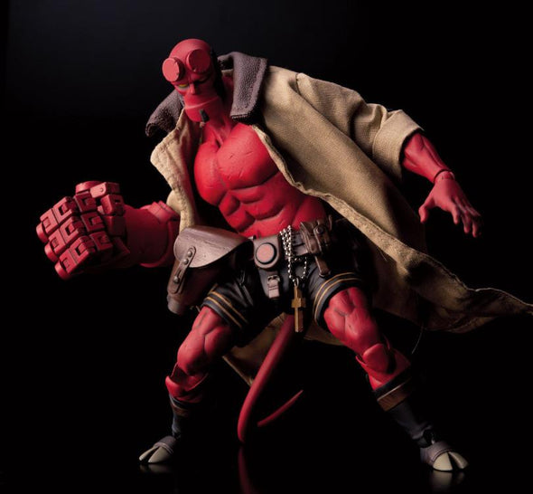 1000TOYS , DARK HORSE Hellboy 1/12 Scale Action Figure