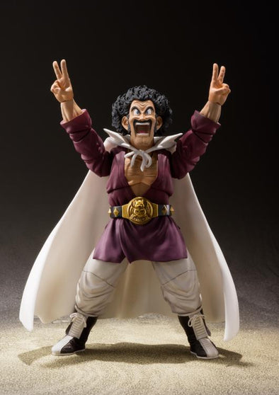 S.H.Figuarts  Dragon Ball Z Mr. Satan
