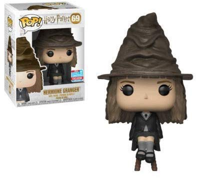 Funko POP! Harry Potter - Hermione Sorting Hat NYCC 2018 Exclusive