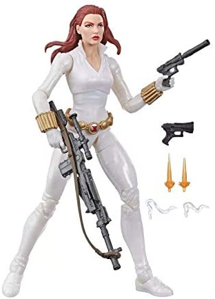 Hasbro Marvel Legends Exclusive Black Widow: Deadly Origin Action Figure