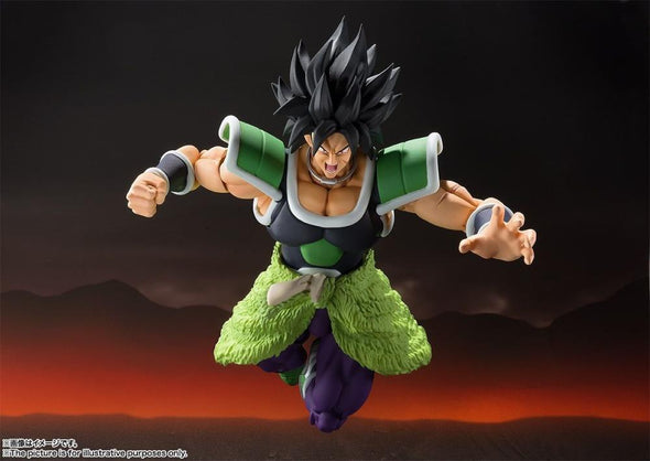 S.H.Figuarts Dragon Ball Super: Broly - Broly